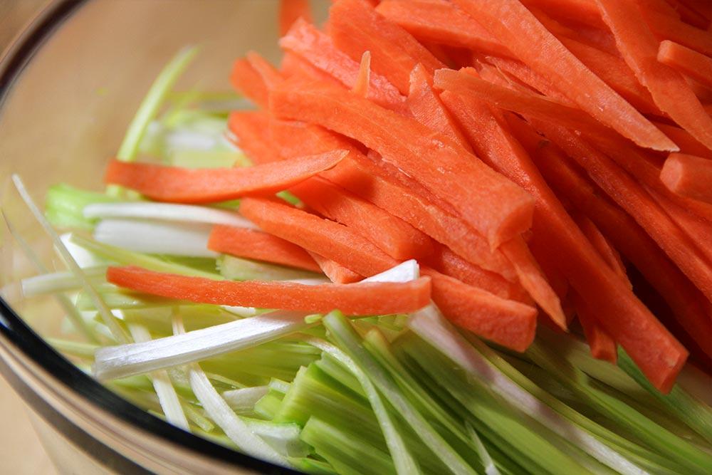 Carrots & Leeks