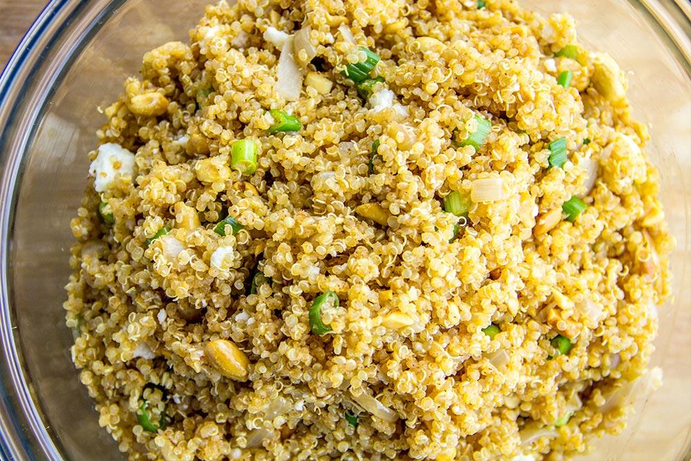 Quinoa Salad Pilaf