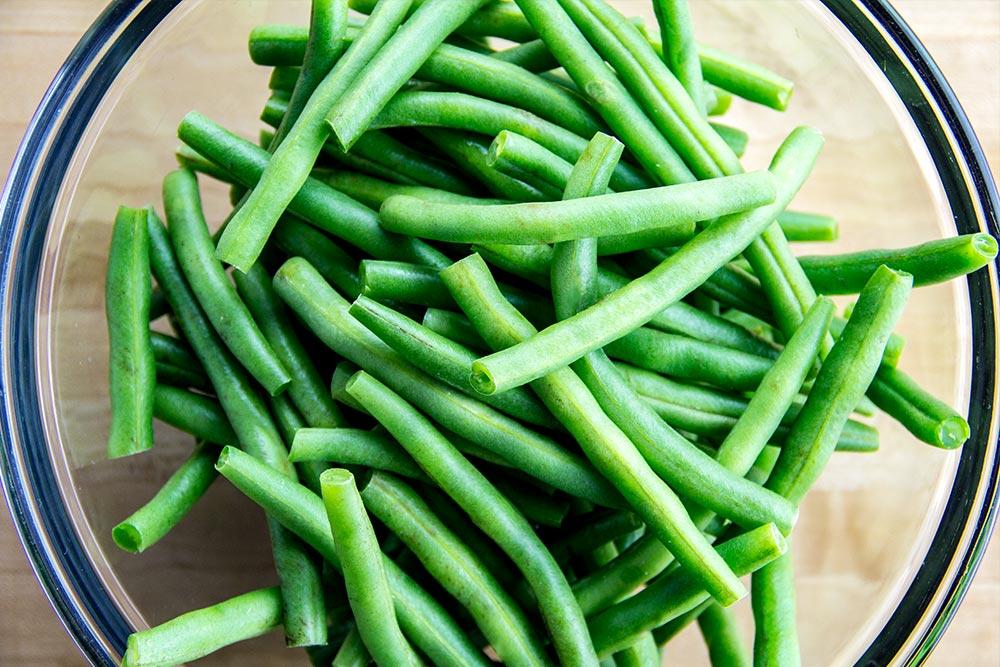 Trimmed Green Beans