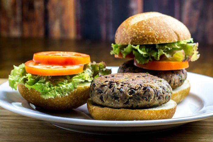 Perfect Black Bean Veggie Burger Recipe