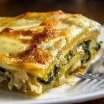 Butternut Squash & Spinach Vegetarian Lasagna Recipe by PureWow