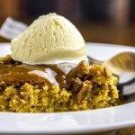 Pumpkin Pecan Cobbler Recipe by Lauren's Latest