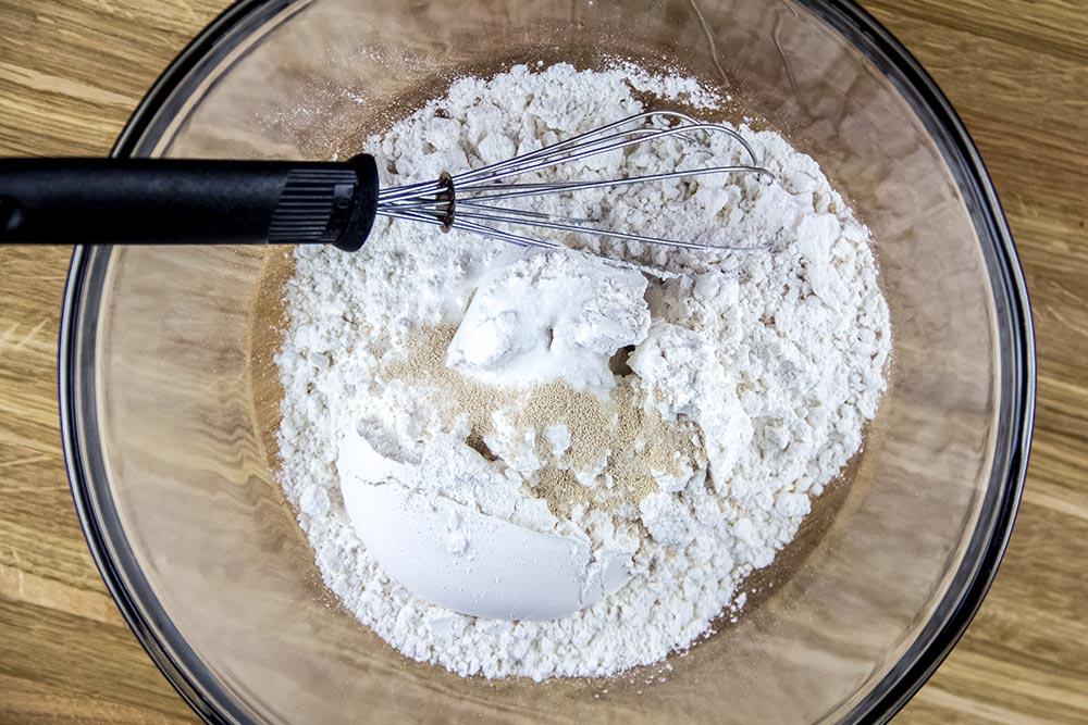 Dry Bread Ingredients