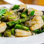 Stir-Fried Ginger Shrimp & Asparagus Recipe by Williams-Sonoma