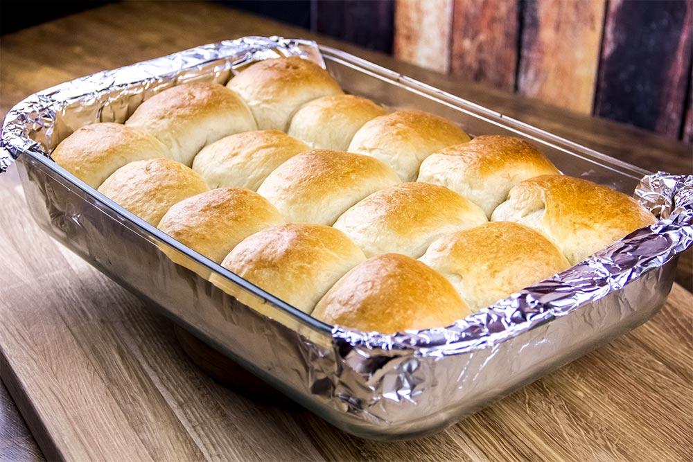 Fresh Baked Dinner Rolls
