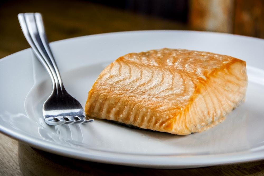 Roasted Maple & Brown Sugar Glazed Salmon Recipe