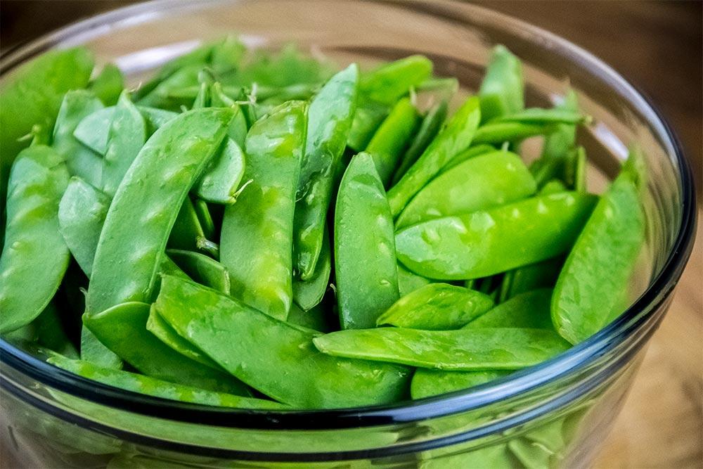 Fresh Snow Peas