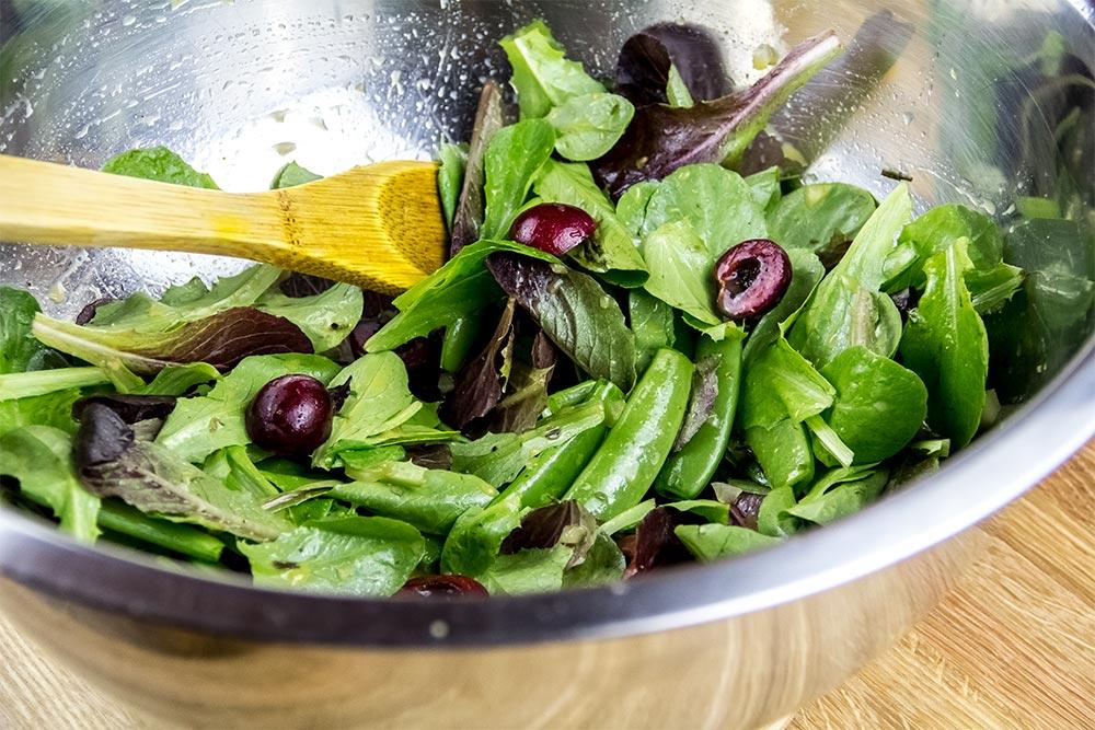 Tossed Spring Salad