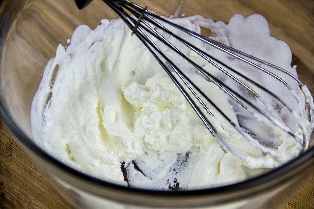 Hand Whipped Cream