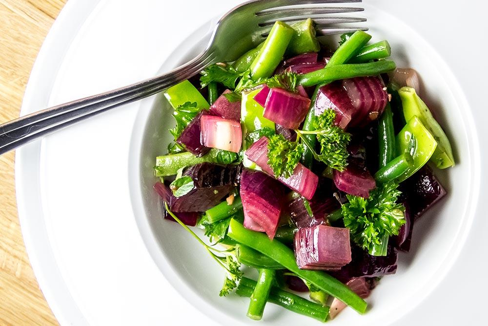 Green Bean Salad Recipe by Gordon Ramsay