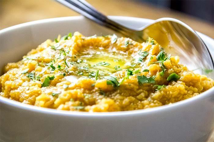 World's Best Thanksgiving Mashed Sweet Potato Recipe
