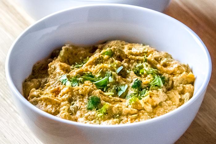 Non-Chickpea Hummus