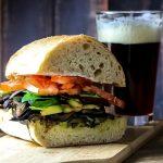 Grilled Mediterranean Vegetable Sandwich Recipe