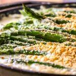 Asparagus & Artichoke Gratin Recipe