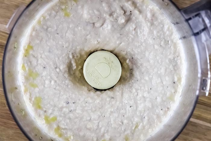Bean Dip in Food Processor