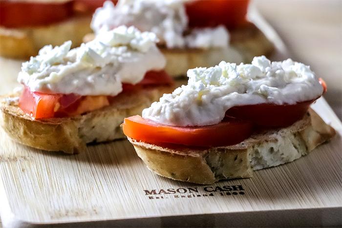Garlic & Rosemary White Bean Dip Recipe