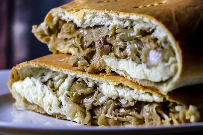 Grandma's Famous Sauerkraut Pie Recipe