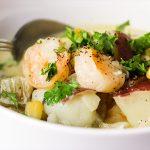 Classic Seafood Chowder Recipe