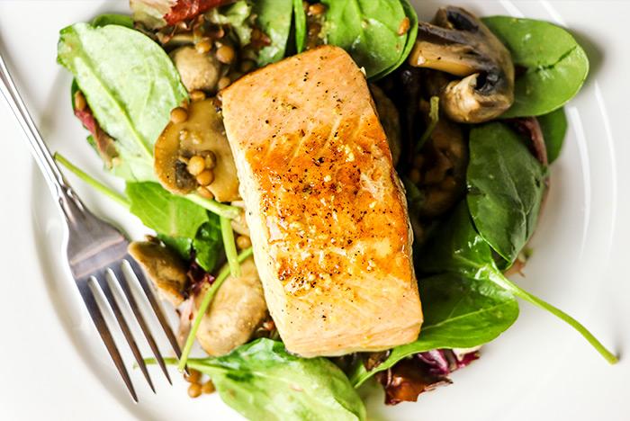 Gordon Ramsay Salmon Recipe