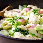 St. Patrick's Day Savory Cabbage & Potatoes Recipe