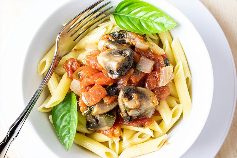 Italian Pasta Dinner Dish