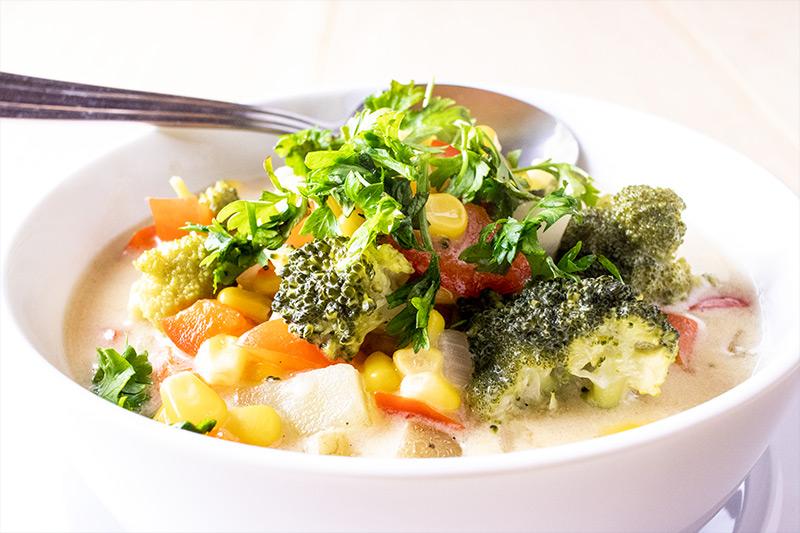 Broccoli Chowder