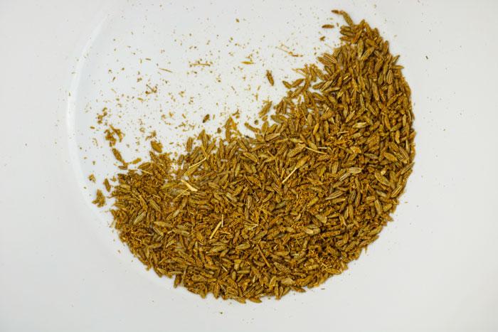 Crushed Cumin Seeds