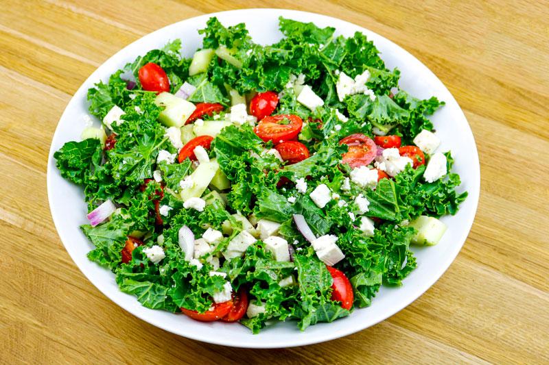 Greed Salad