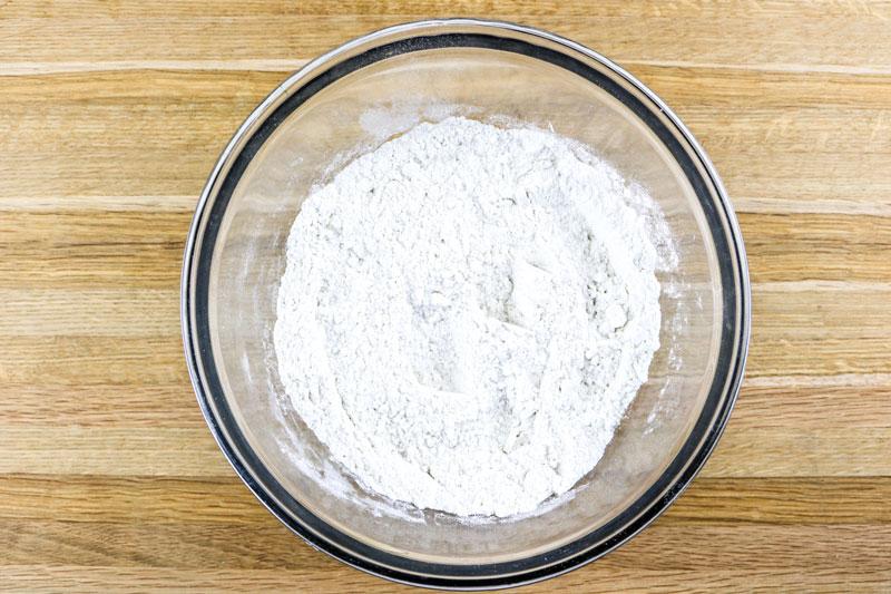Dry Ingredients 4-16