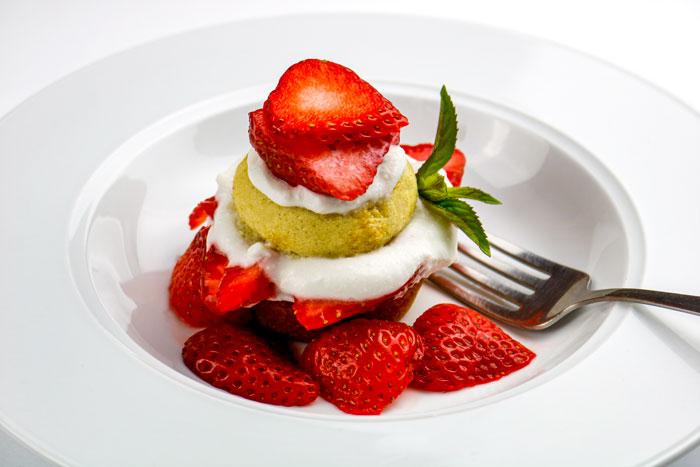 Strawberry Shortcake Recipe 6-19