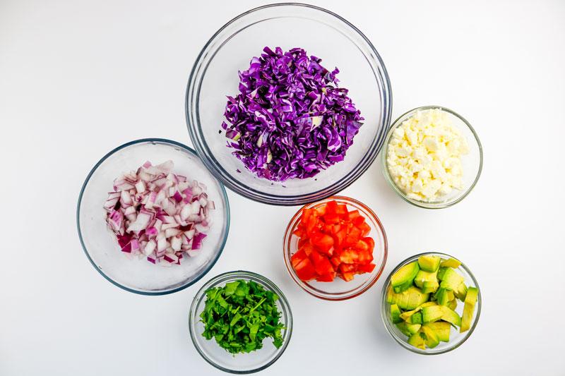 Taco Ingredients 6-20