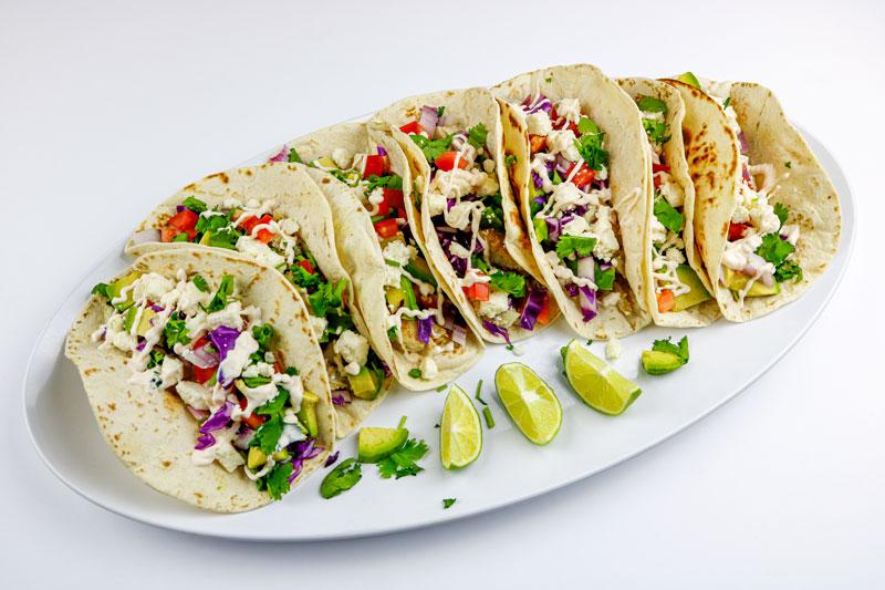 Taco Platter 6-20