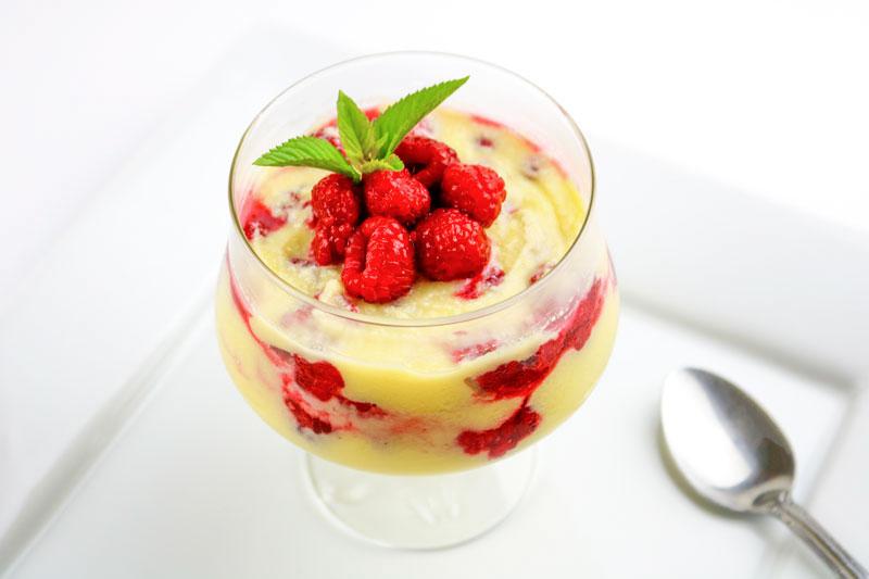 Raspberry Dessert 7-13