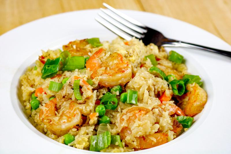 Shrimp Fried Rice 7-22