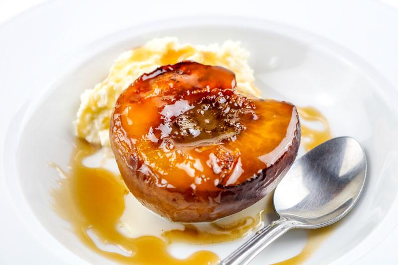 Peaches With Cream 8-19