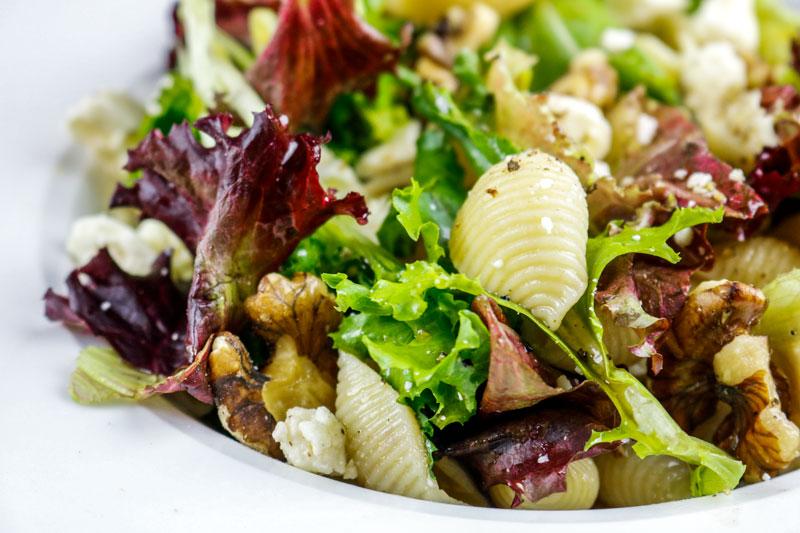 Left Salad 9-8