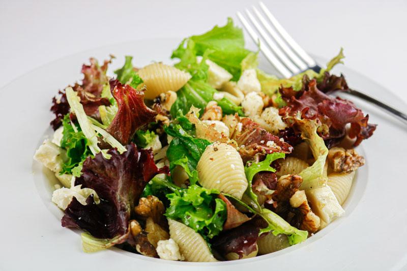 Macaroni And Nut Salad 9-8