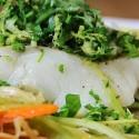 Cod With Leeks & Carrots Recipe